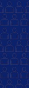 fond bleu pictogramme intérim sans frontières