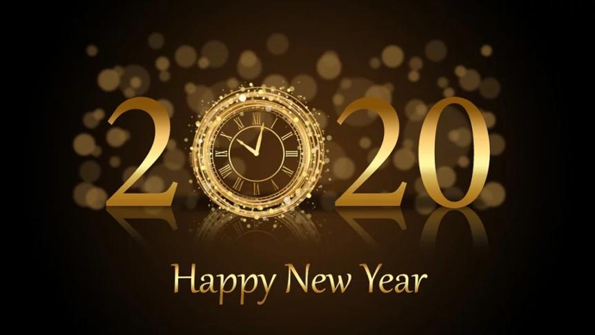 Intérim Sans Frontières vous souhaite une Bonne Année 2020